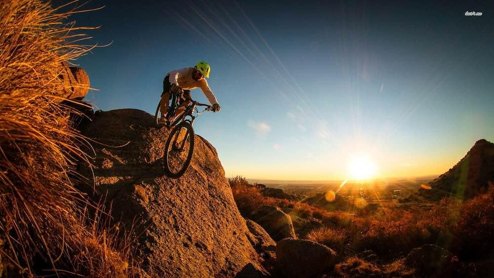 Mountain Biking In Tenerife