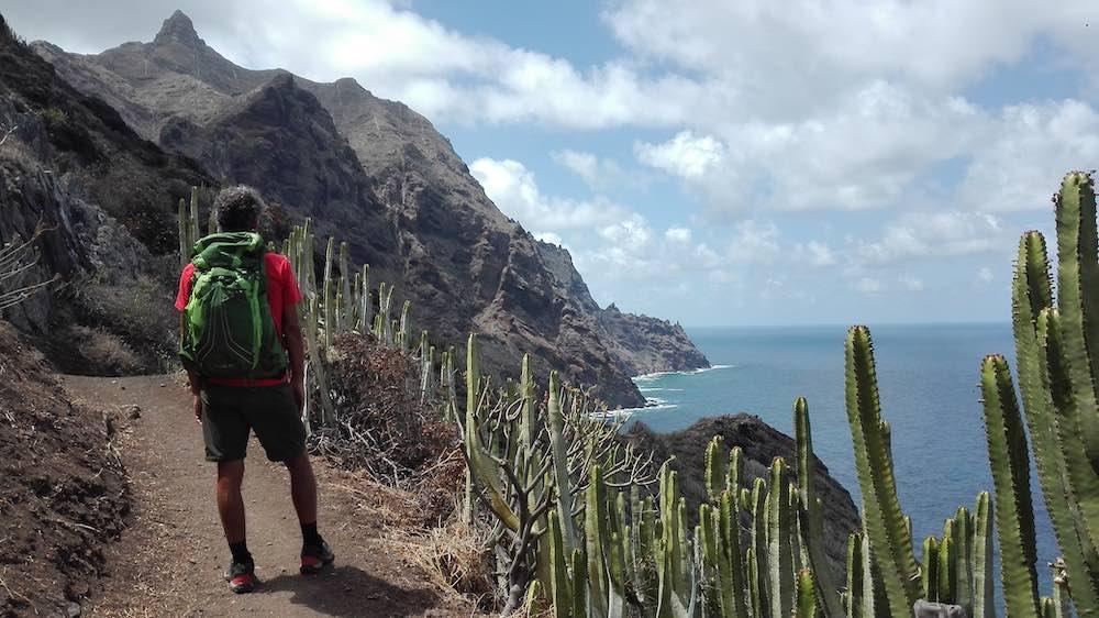 Walking in Tenerife